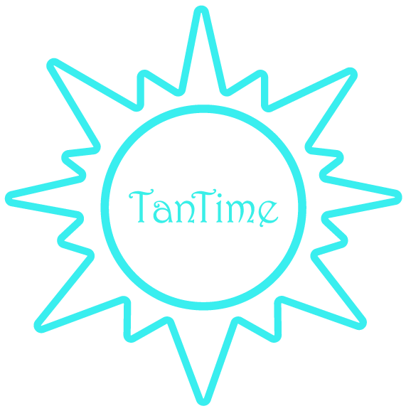 tan time logo